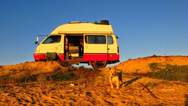 Hiace Hobo - Living in a Toyota Camper Van: Campervan Travels in ...