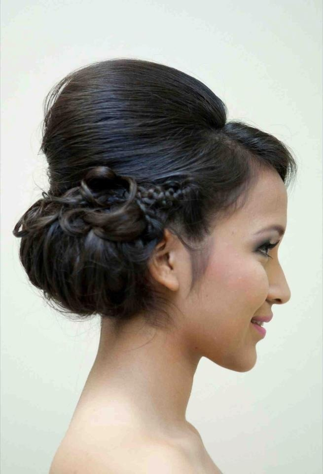 Awe Inspiring 1000 Images About Quincenera Hairstyles On Pinterest Waterfall Short Hairstyles For Black Women Fulllsitofus