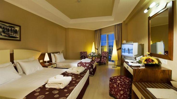 Hotel Belek Beach Resort, Belek, IAntalya, Turcia