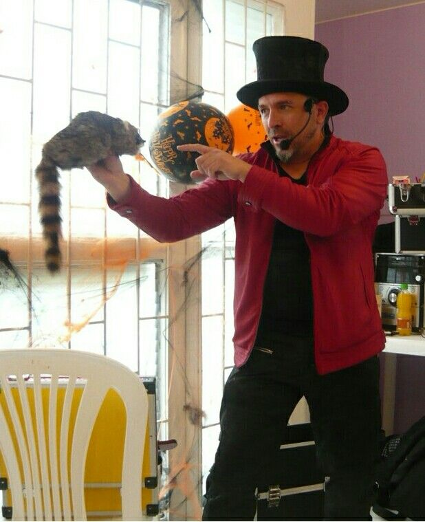 Oscarleiner show de magia