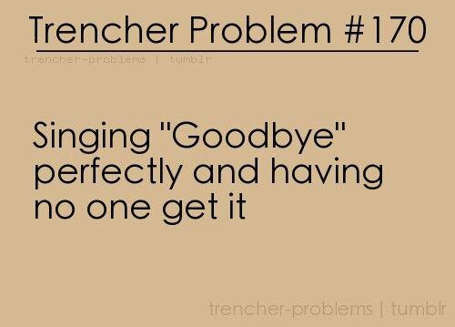 Trencher Problem #170