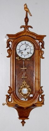 Antique Clock Vienna Regulator