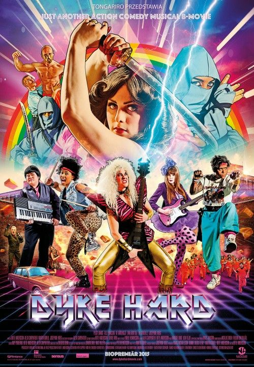 Dyke Hard (2014) - Filmweb