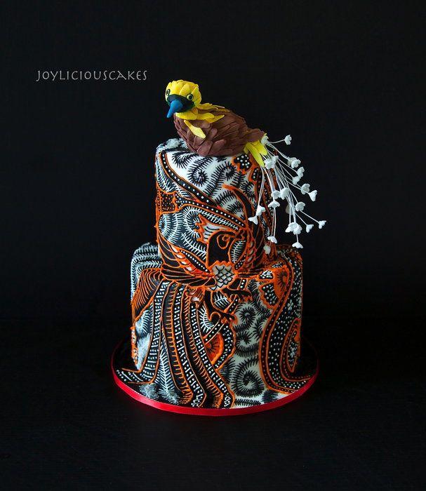 11 best BATIK Cake images on Pinterest Cake rolls Layer cakes