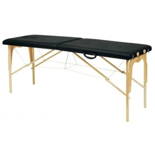 Table fixe massage hauteur tendeurs Ecopostural avec de IDHW29beEY