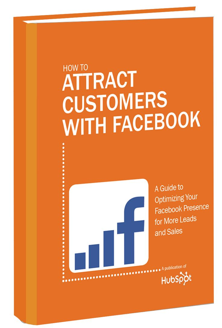 Free Ebook: How To Attract Customers With Facebook