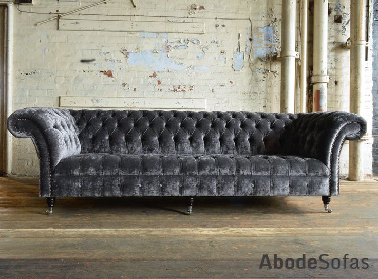 Who invented the chesterfield sofa brokeasshomecom for Chesterfield furniture history