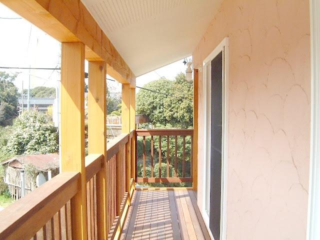 Oncocom Design Center - Balcony