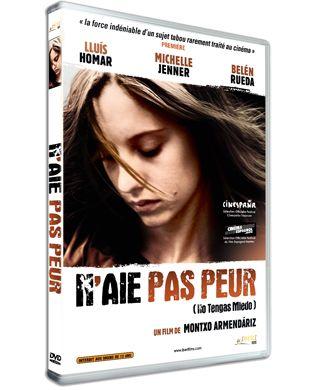 """Gagnez le DVD du film de """"No tengas Miedo"""" de Montxo Armendáriz : Sylvia était une petite fille radieuse et pleine de vie. Peu à peu, elle perd sa joie de vivre, se renferme sur elle-même, ne sourit plus... #concours #cinema #Espagne"""