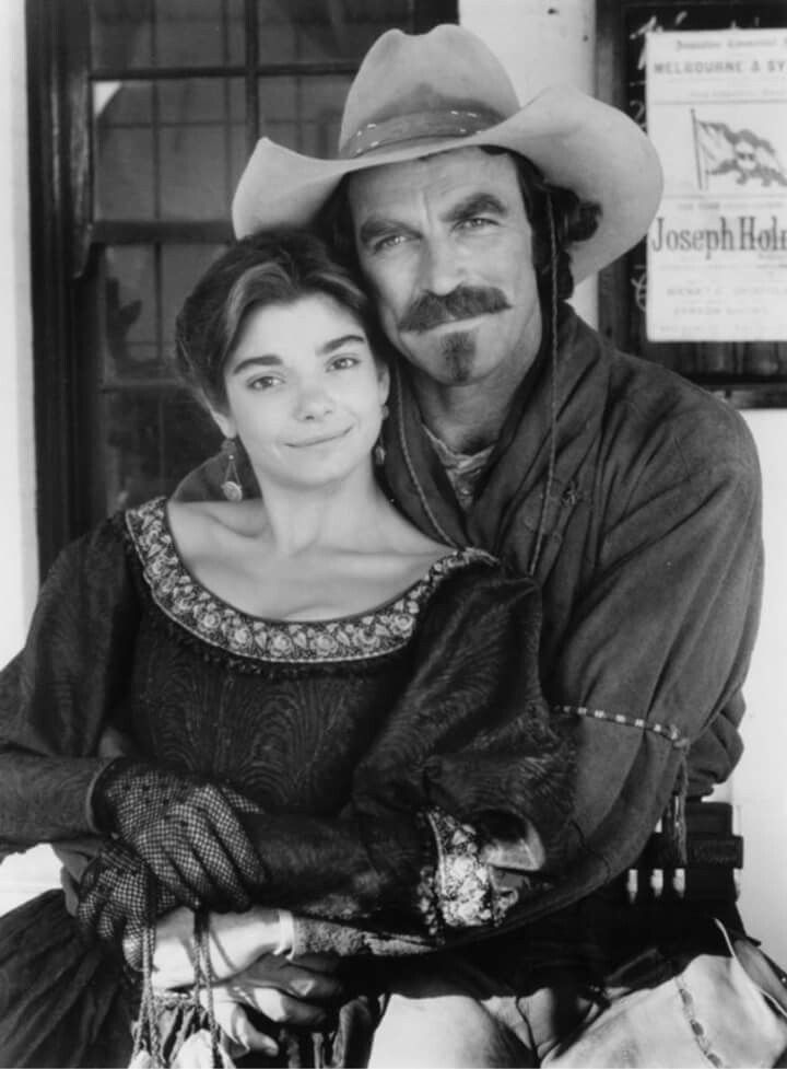 Tom Selleck & Friends - With Laura San Giacomo in Quigley Down Under (1990)