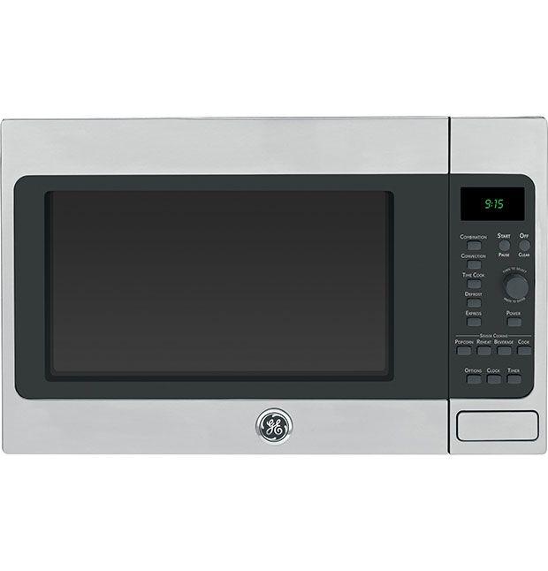 GE Sensor Convection Microwave Oven #PEB9159SFSS - GoodHousekeeping.com