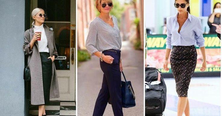 Cómo vestir a los 40 o más, ¡siempre elegante a cualquier edad!
