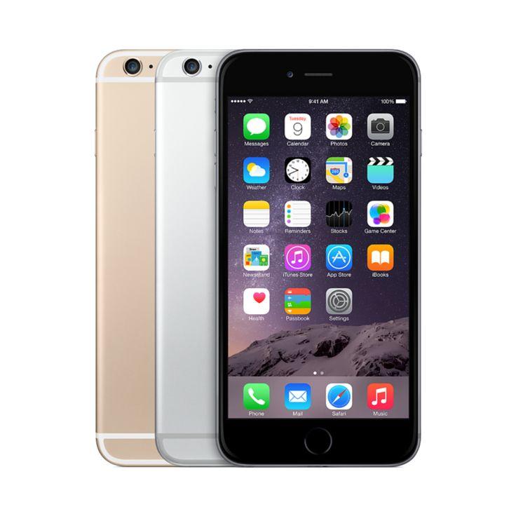 Kredit handphone khusus karyawan PT. SAMI-JF: Kredit Handphone Apple iPhone 6 - GSM - 16 GB angs...