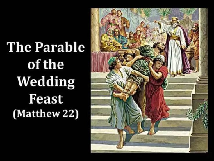 Many Christians are confused about the Parable of the Wedding Feast. What lessons does this parable teach? This article was written upon the request of a regular reader of this blog. In order to understand any portion of scripture, context is of extreme importance. Who was Jesus talking to when he gave this teaching and … … Continue reading →