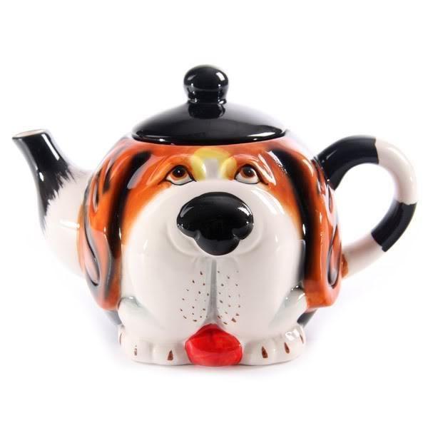 Cool Teapots - Weird Existence