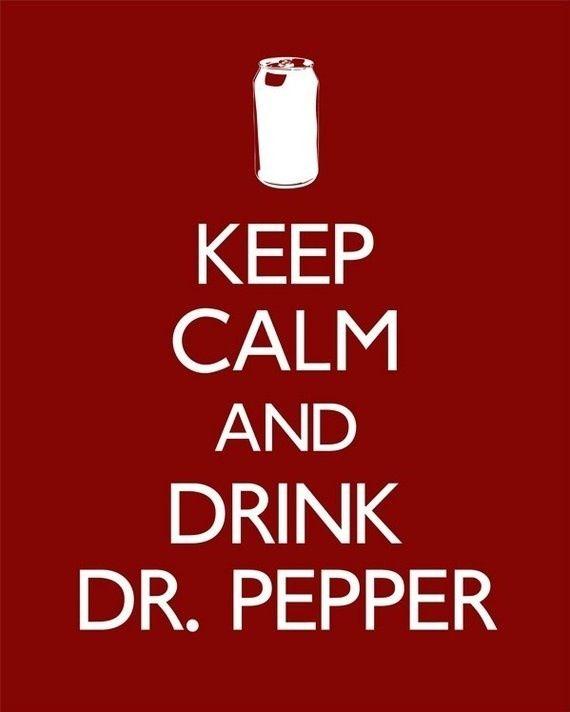 Image result for i love dr pepper