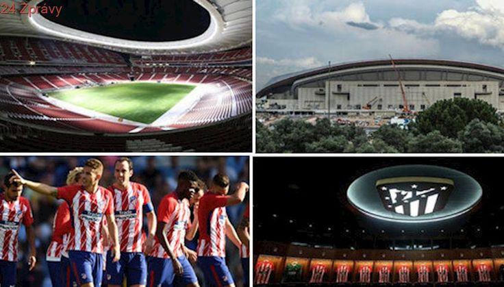 Nový stadion Atlétika za šest miliard: obří kabina i dokonalý trávník