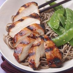 Teriyaki Marinated Chicken - EatingWell.com