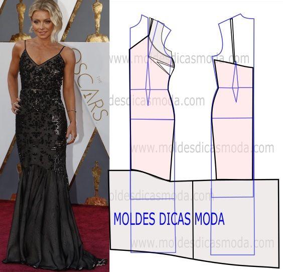 Tenho defendido muitas vezes que a beleza das coisas está na sua simplicidade e o vestido de Kelly Ripa nos Óscares de 2016 é um exemplo perfeito da minha