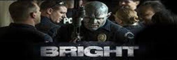 Bright - 2017 filmi izle : Baş rollerde Will Smith, Lucy Fry ın oynadığı filmde...