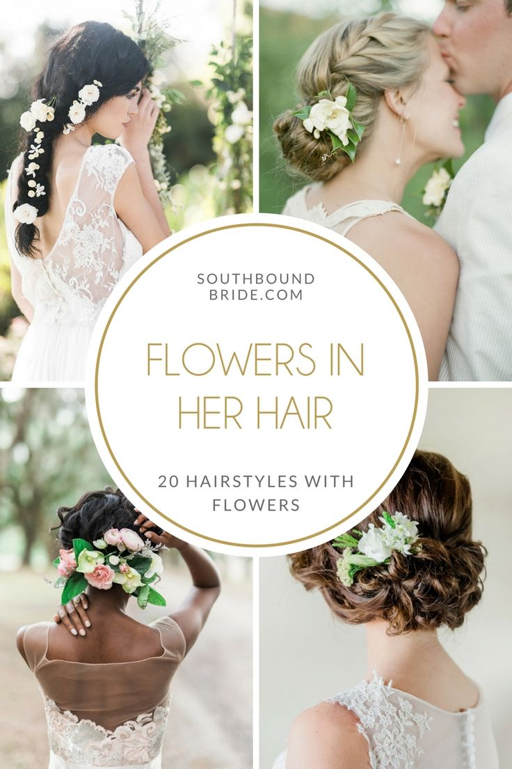 251 best Gorgeous Wedding Hair images on Pinterest | Wedding hairs ...