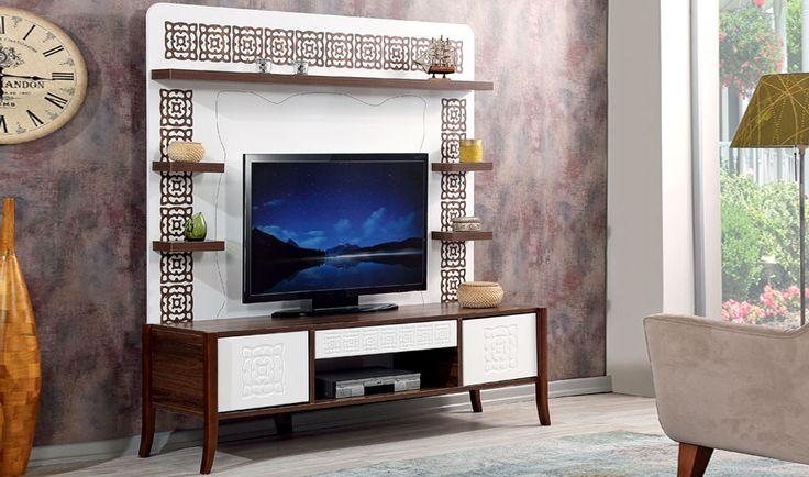 BAROK TV ÜNİTESİ  Yuvarlak hatlara sahip sıradanlıktan uzak özel,şık dizayn http://www.yildizmobilya.com.tr/barok-tv-unitesi-pmu4865  #moda #mobilya #modern #ahsap #dekorasyon #populer #trfend #pinterest #home #ev http://www.yildizmobilya.com.tr/
