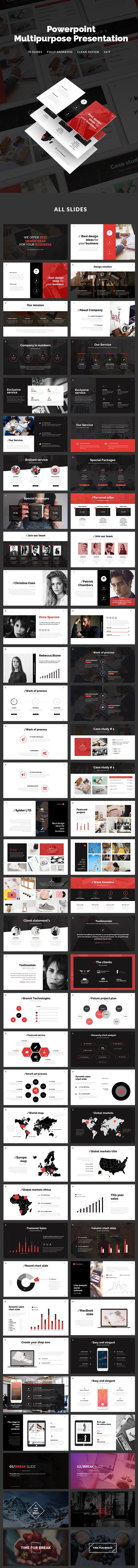 Best 25 power point presentation ideas on pinterest company presentation toneelgroepblik Image collections