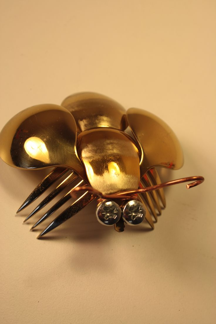 133 best silverware recycle jewelry images on pinterest