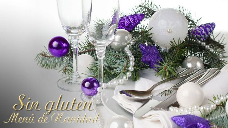 Menú de Navidad sin gluten (especial para celíacos)