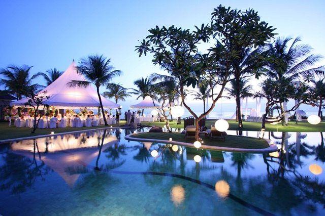 Wedding-Bali.com: What a beautiful Bali #wedding!