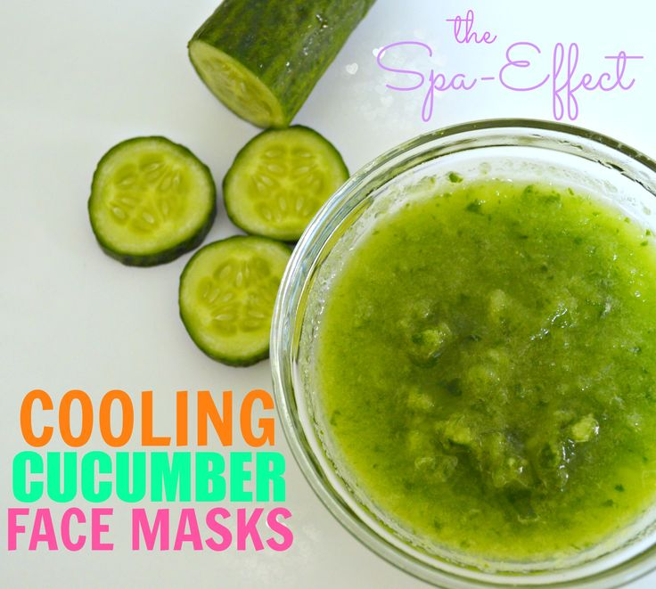 Frequently Cucumber facial masks Stars
