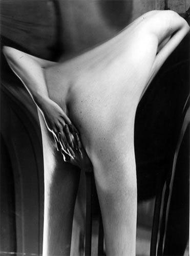 Andre Kertesz, Distortion #65, 1932
