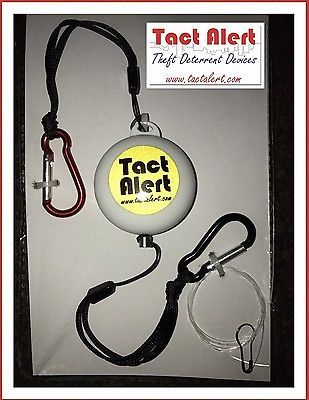 Tact Alert Trip Wire Style alarm system! Shed Alarm Camping Alarm Tent Alarm Mx