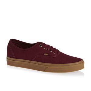 Vans Skate Shoes - Vans Ua Authentic Shoes - Port Royale/Light Gum