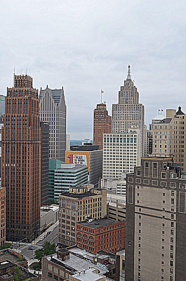 76 best images about detroit city views on pinterest old for Motor city detroit mi