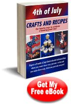 Free eBook: 4th of July Crafts and Recipes#Repin By:Pinterest++ for iPad#