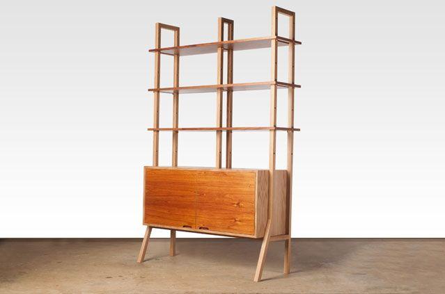 SENKKI FURNITURE L180 Modern sideboard. Manufactured furniture with custom options.