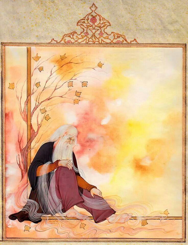 The Fall by Reza Mahdavi