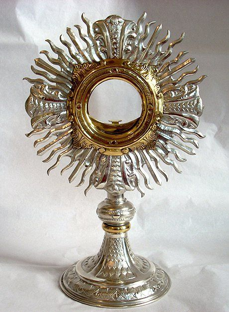 Real Presence In The Eucharist And Time Travel