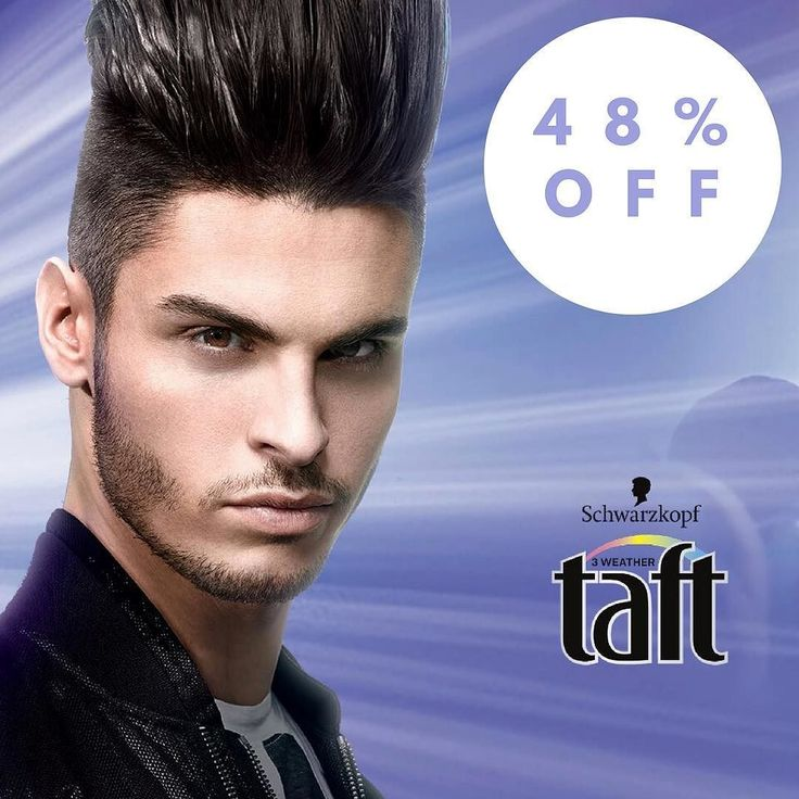 Save 48% on selected Taft hair styling products  pepperyspot.com