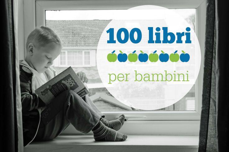 Siete in cerca di libri belli, interessanti e di valore per i vostri bambini? Eccone 100! E' online l'edizione 2015 di 100 libri per l'ambienteuna selezion