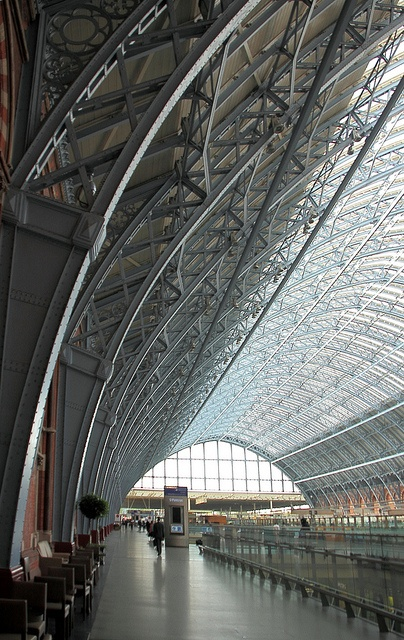 St Pancras Station UK