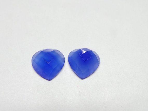 Fantastic Stunning Tanzanite Blue Chalcedony 2 by StarGemBeads