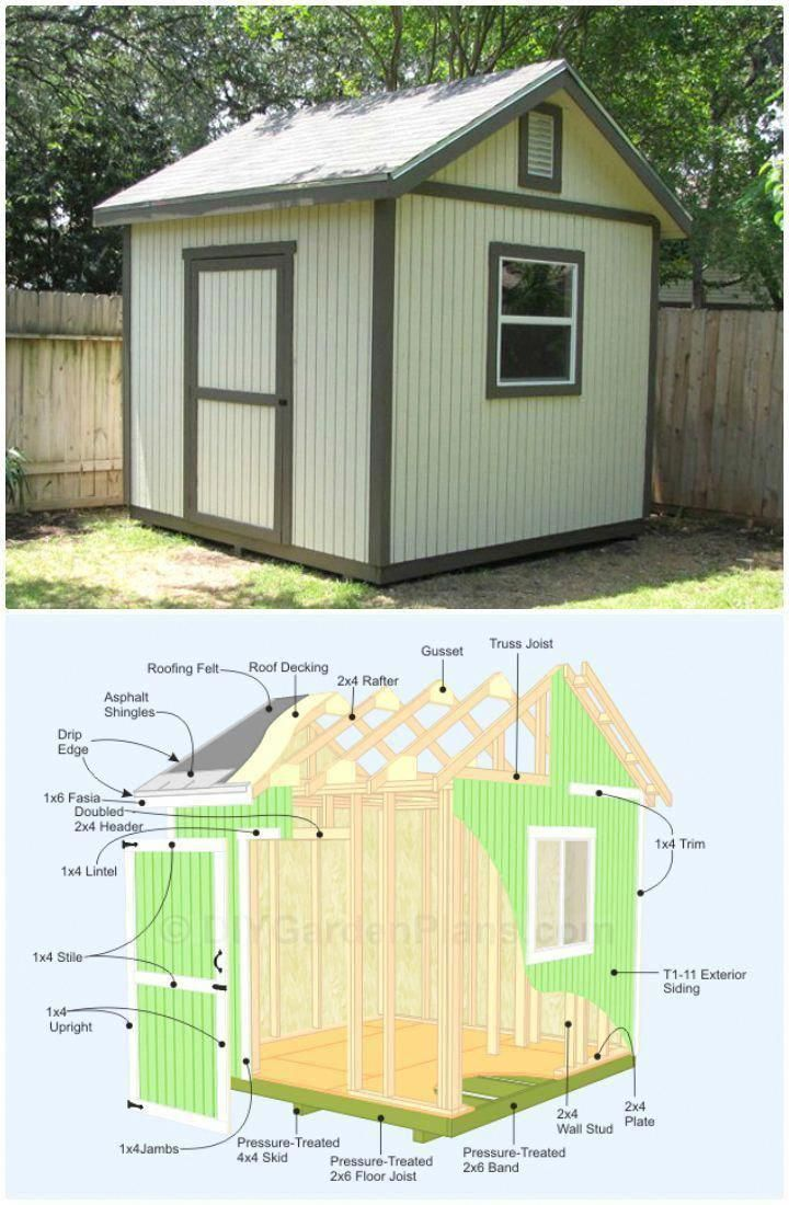 Woodwork A Step By Step Photographic Guide Download Free Online Storage Shed Plans Building A Shed Shed Design Diy Shed