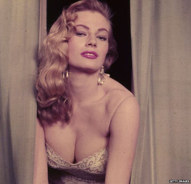 11 January 2015 Anita Ekberg, star of La Dolce Vita, has died aged 83.
