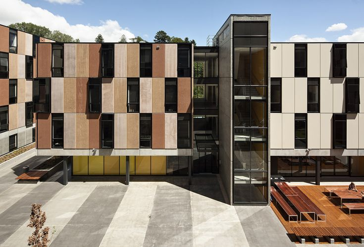 Gallery of Carlaw Park Student Accommodation / Warren and Mahoney - 11