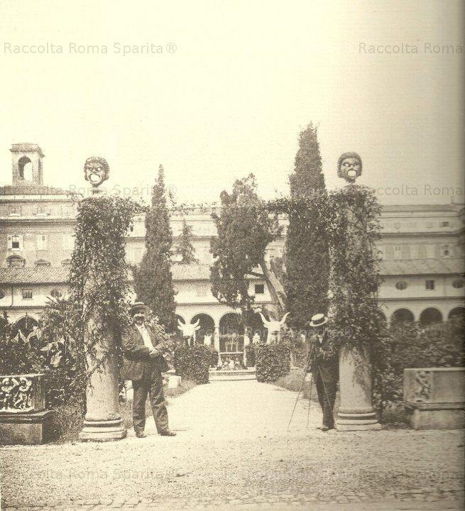 Museo Nazionale Romano alle Terme di Diocleziano – Il Grande Chiostro Anno: Primi '900
