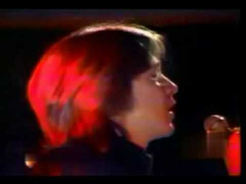 David Cassidy (The Partridge Family) - I Think I Love You. Yes, I watched the TV show, had the album, and had a poster of David Cassidy in my room. I even went to see him in concert when I was in sixth grade. And you know what? I still think he's cute, and I still like this song.
