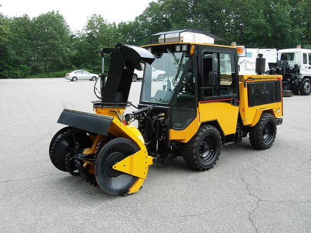 Blower Snow Removal Equipment : Images about tactors on pinterest gooseneck