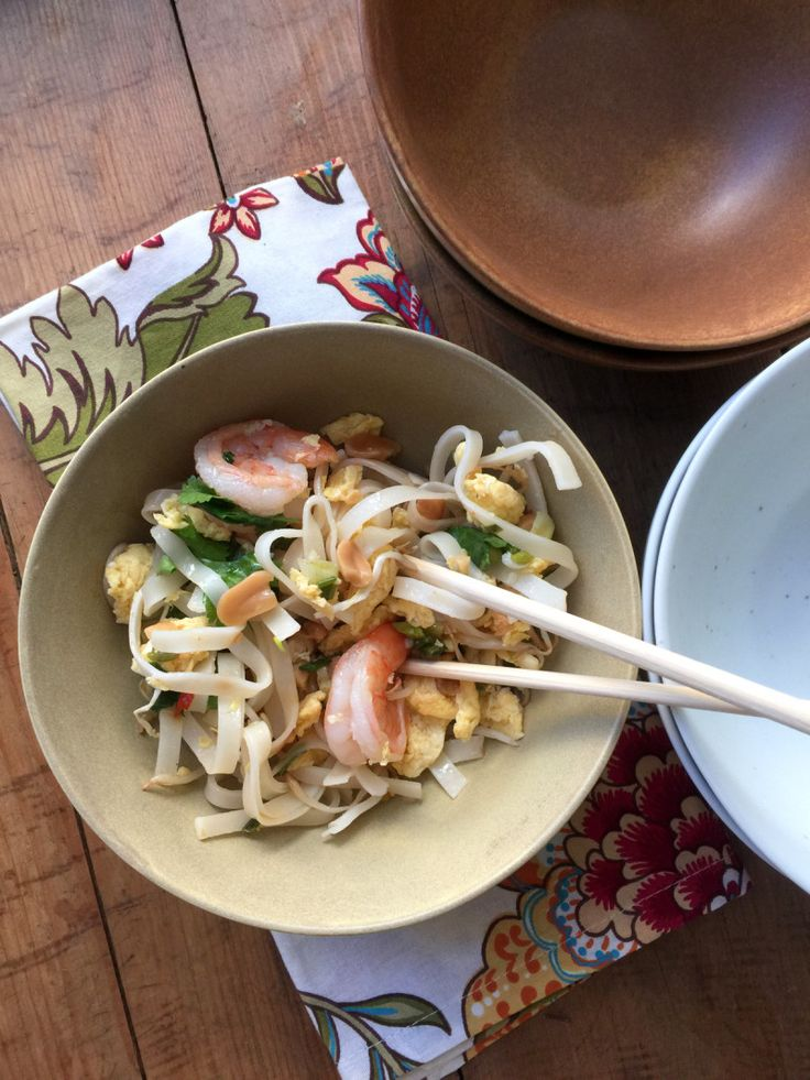 A Thai Vacation at Home + How to Make Pad Thai   Recipe ...